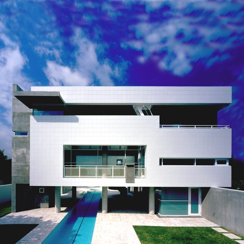 Anthony Ames Architect House In Delray Beach