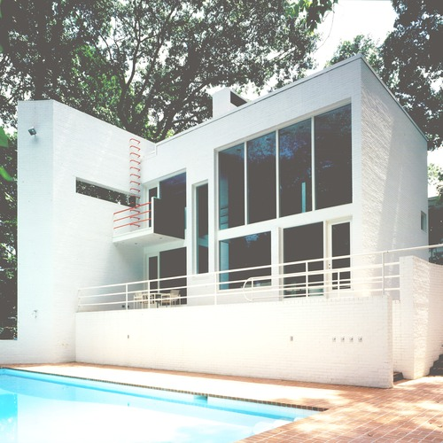 Modern Shed Atlanta: Anthony Ames Architect